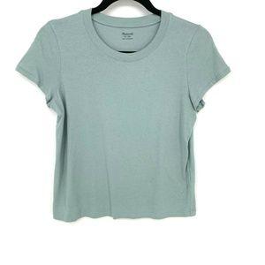 Madewell Blue Horrizon Northside Vintage T-Shirt